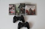 Playstation 3 and 4 games - 300,000 won